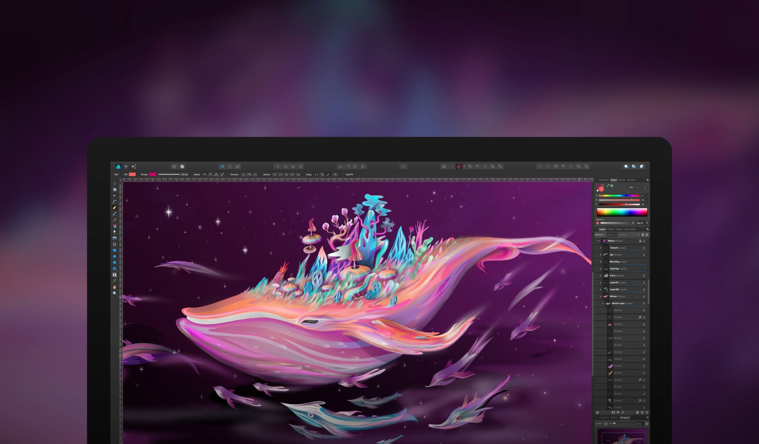 Affinity Designer V1.8.2 矢量图形设计工具