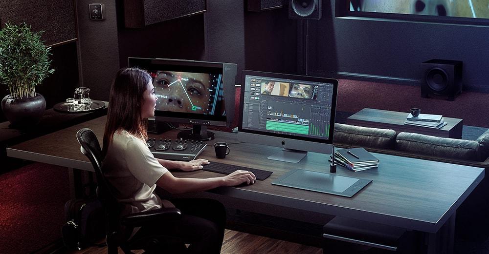 DaVinci Resolve 16.1 专业电影级调色软件